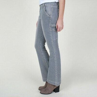25 New Dex Super Skinny Crop Jeans Size 24 27 White Black Check