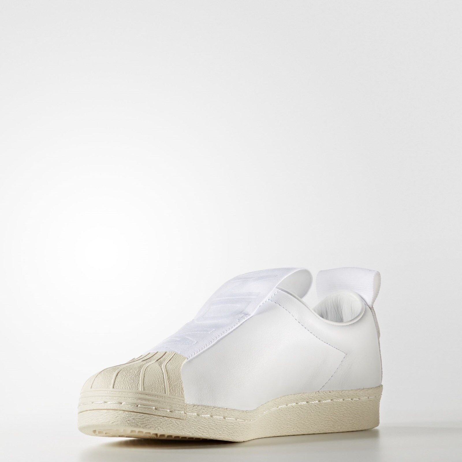 Adidas original Woherrar Superstar BW Slip-on skor Storlek 7 us BY9139