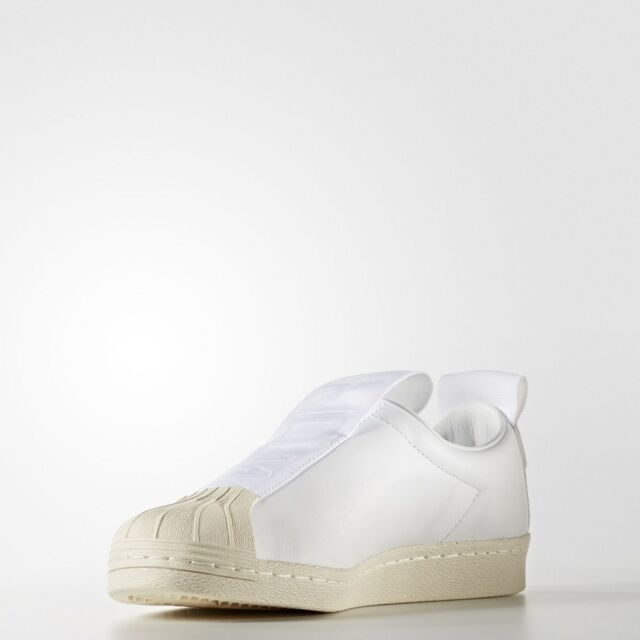 Adidas Originals Women's Superstar BW Slip on Shoes Size 8 us BY9139 LAST PAIR