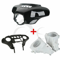 Inner & Outer Fairing W/ Speakers Cover For 14-17 Harley Ultra Limited Tri Glide