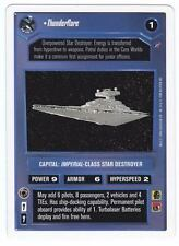 SWCCG Star Wars CCG • Thunderflare Star Destroyer • 2 ANTHOLOGY • WB RARE
