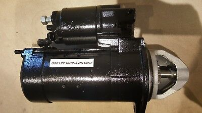 ATLAS ZETTELMEYR Starter Motor 1994 On New S1422 KHD