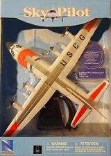 C-130 Hercules U.S.Coast Guard. ,New Ray , Ca.1/130, Fertigmodell,NEU