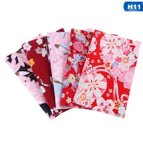 13 Styles Printed Cotton Fabric Sewing Quilting Fabrics Needlework  DIY  TO  Hot
