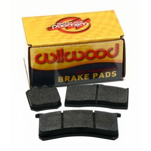 Wilwood 150-8855K Street Performance Racing Brake Pad Set BP-10 Compound Type