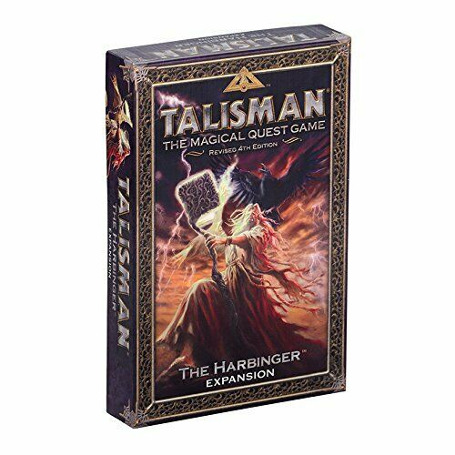 Talisman The Harbinger Expansion by Fantasy Flight Games