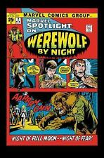 Werewolf by Night Vol. 1 : The Complete Collection by Gerry Conway and Len Wein (2017, Paperback)