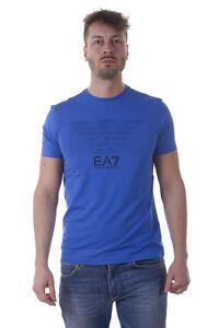 Armani Offre shirt vente Sweat Ea7 Blues Emporio 1598 Man SzS T de 8npt01pj30z 54LcAjS3Rq