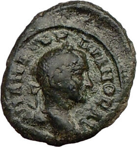 GORDIAN-III-238AD-Ancient-Roman-Coin-TYCHE-LUCK-Fortuna-i22628