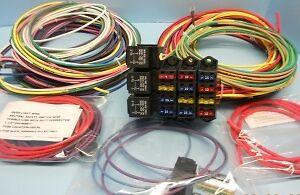 sunbeam alpine tiger wiring harness ebay rh ebay com