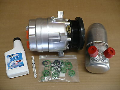 1996-1997 GMC SONOMA / CHEVROLET S10 (with 2.2L) *REMAN* A/C AC COMPRESSOR KIT