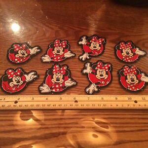Disney-Minnie-Mouse-Fabric-Iron-On-Appliques-style-6