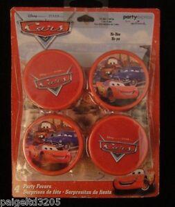 Hallmark-Party-Express-Disney-Pixar-Cars-Party-Favors-4-Yo-Yos