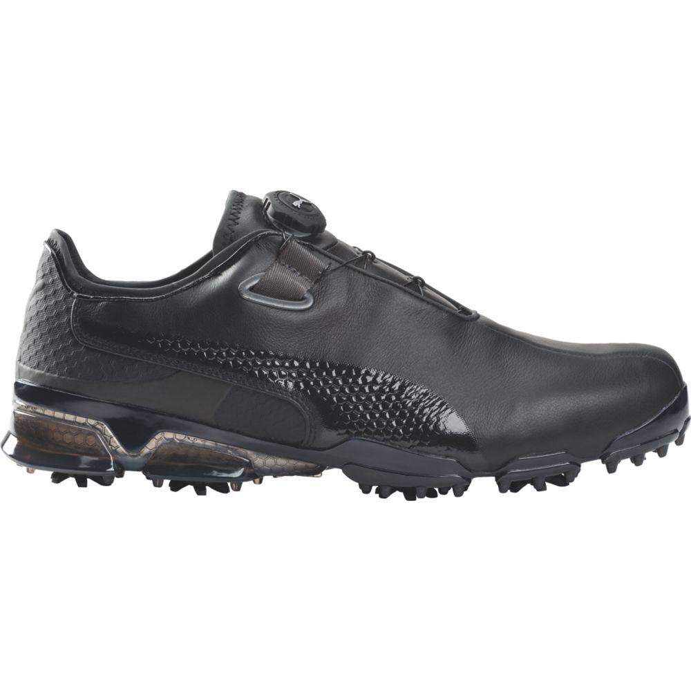 a5410e3e8e 2017 PUMA TT Ignite Premium Disc Golf Shoes 11 Black dark Shadow for ...