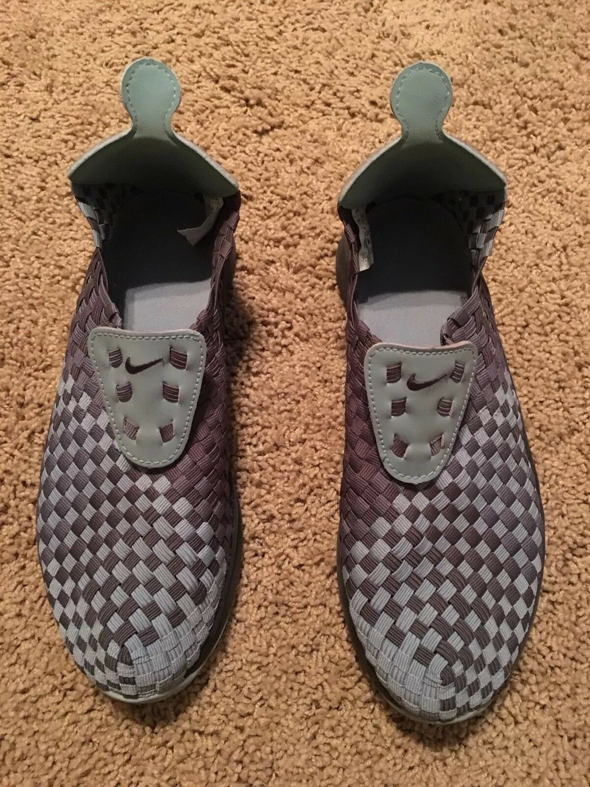 Nike Air Woven Midnight Fog Charcoal Original 609065-002 great condition 5, 6.5 New shoes for men and women, limited time discount