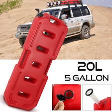 20l 5 Gallon Fuel Pack Gas Container Fuel Can For Jeep Atv Utv Polaris Rzr Motor