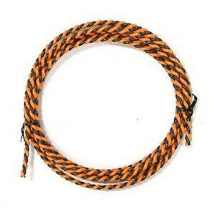BELDEN Speaker cable Cord 2-core D5.33mm (16AWG) Orange/Black Unit-1m Bulk