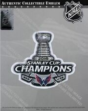 2018 STANLEY CUP FINAL CHAMPIONS WASHINGTON CAPITALS PATCH OFFICIALLY  LICENSED 91da90d1e1f