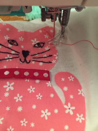 Un gatto intelligente Acrilico Da Cucire//Craft modello!