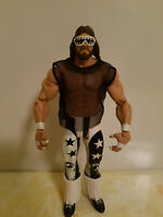 Wwe Custom Mattel Then Now Forever Macho Man Mesh Shirt Accessory