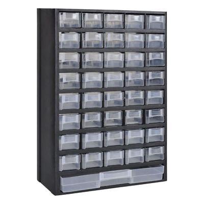 Módulo de 41 cajones de almacenamiento de plástico para zapatos organizador