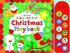 Baby's Very First Touchy-Feely Christmas Play Book by Fiona Watt (Board book, 2015)