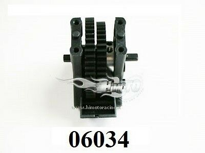 06034 Cambio A Due Marce Completo X Buggy Moderate Gear Set 1:10 Himoto