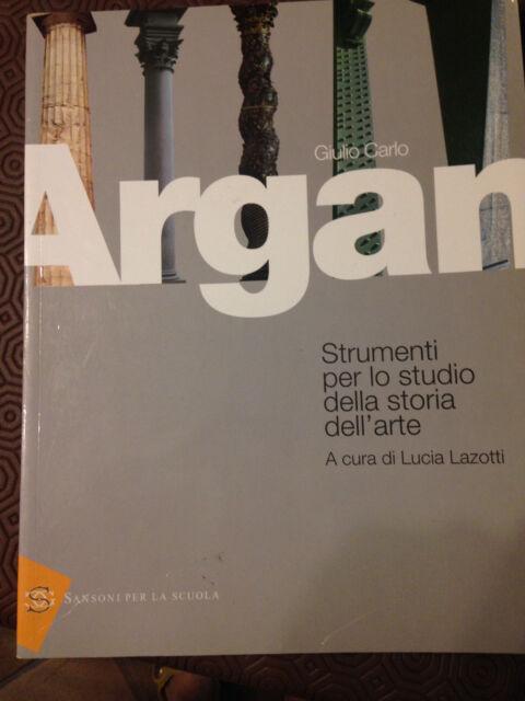 Storia dell'arte italiana. Strumenti. Per le Scuole superiori