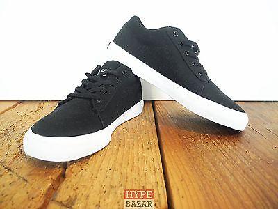 SUPRA KINDER SCHUHE NEU BLACK GR: US 1 EUR 32 SUPRA FOOTWEAR