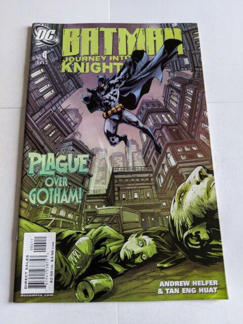 Batman Journey Into Knight #4 January 2006 DC Comics Helfer Tang Eng Huat