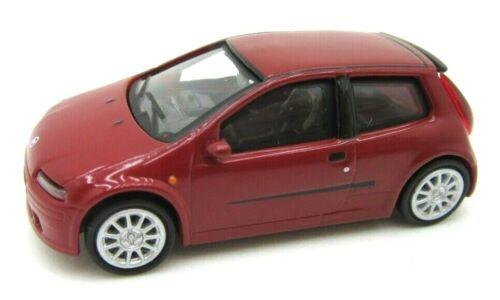 "RICKO by BREKINA Modell 1:87//H0 PKW FIAT Punto rot /""2003/"" #RIK38329"