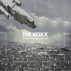 The Koxx The New Normal 2nd Album Lp Limited Edition