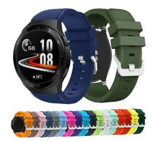 For Huawei Watch GT 2e Silicone Fitness Replacement Wrist Strap
