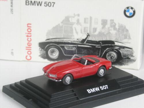 Top Wiking bmw Classic 507 roadster rojo en OVP
