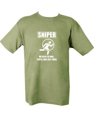 Military British Army Combat T-Shirt Taliban Hunting Club Iraq Afghanistan AK-47