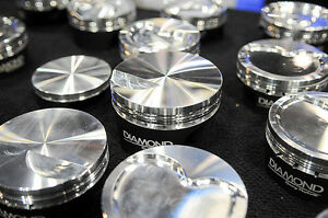 Diamond-BBC-Pistons-12013-Street-Strip-4-600-034-Bore-6-135-034-Rod-4-00-034-Stroke