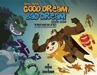 Good Dream, Bad Dream/Sueno Bueno, Sueno Malo: The World's Heroes Save the Night!/Los Heroes del Mundo Salvan La Noche! by Serena Valentino, Juan Calle (Hardback, 2014)