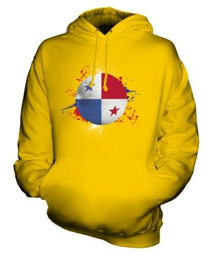 PANAMA FOOTBALL UNISEX HOODIE TOP GIFT WORLD CUP SPORT
