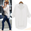 Fashion-Women-Casual-Long-Sleeve-Chiffon-Blouse-T-Shirt-Summer-Loose-Tops-Blouse thumbnail 7