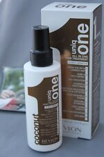 (8,66€/100ml) Revlon uniq one coconut 150 ml alles in einem hair treatment