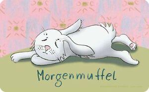 Brettchen-Fruehstuecksbrettchen-von-Rannenberg-amp-Friends-034-MORGENMUFFEL-034-Hase