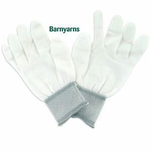 Machinger Machine Quilting Gloves With Finger Grips. Size Small ... : machine quilting gloves - Adamdwight.com