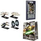 Star Wars Hasbro Titanium The Black Series 4 Starship Diecast Collection Set