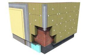 rockwool fassadend mmung steinwolle putztr gerplatte wdvs d mmung w rmed mmung ebay. Black Bedroom Furniture Sets. Home Design Ideas