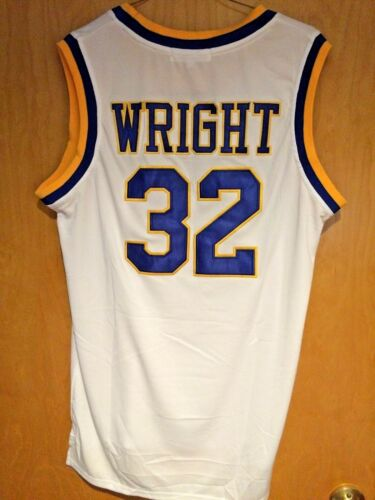 2XL Love and Basketball #32 Monica Wright Jersey Sanaa Lathan  S L M XL