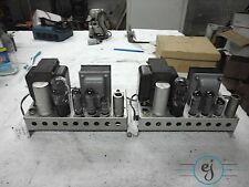 Pair of Triad Mullard 5-10 UL EL84 Tube Amplifiers 120V 240V