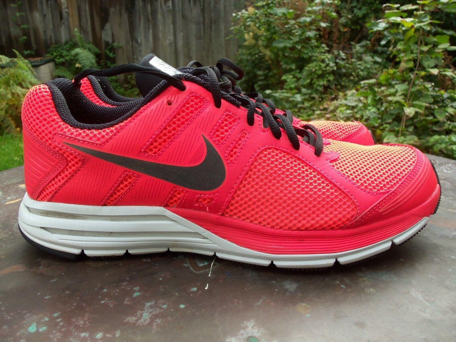 prezzi Promozione delle vendite vendita calda reale Nike 5.0 Running Shoes Women's Size 10 Purple H2o Repel Leopard ...