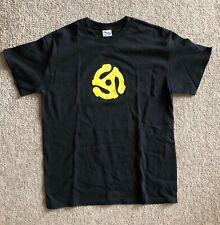 """45rpm T Shirt-record 7"""" Vinyl Collector Digger"""