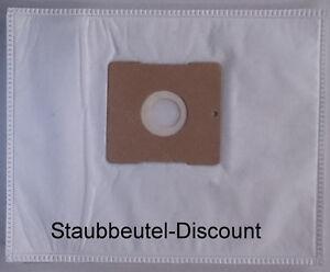 Staubsaugerbeutel passend für Salco STC-2000 STC-2206 Vlies Filtertüten