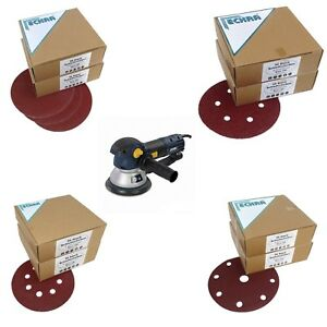 Schleifscheiben-125-150-180mm-od-Exzenter-Schleifmaschine-mit-Klett-Marke-ECKRA